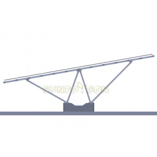 carport mounting structure