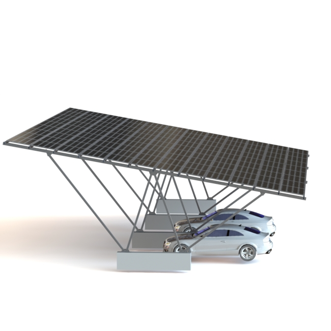 Important factors in the design of solar mounting system